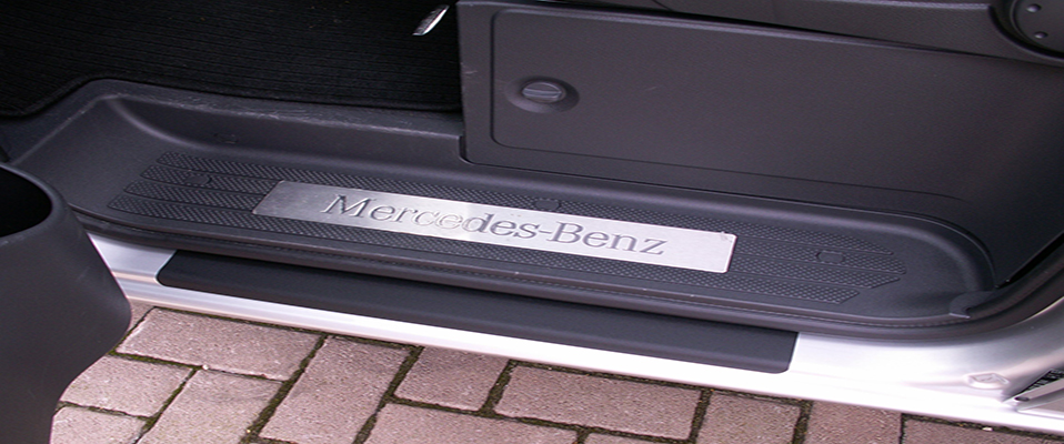 Door Sill Protection-Black-320µm